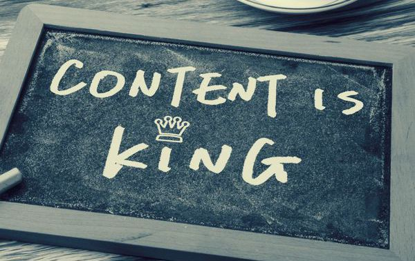 Content is King Ntriga